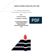 Proses Pemisahan Udara Pada Plant ASP (Fix)