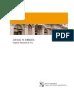 Informe de Inflación II-12 versión online