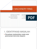 ONTARIO MACHINERY RING.ppt
