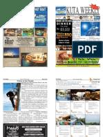 "Kuta Weekly-Edition 359 ""Bali's Premier Weekly Newspaper"""