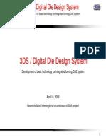 Digital Die Design System