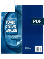 Power Systems Analysis (2nd Edition) by Bergen, Vittal