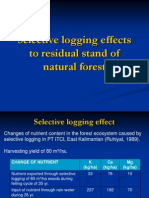 5 Logging Effect