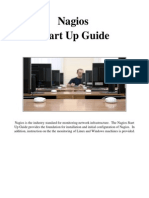 Nagios StartUp Guide