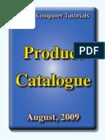 GCT Product Catalogue