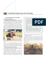 Agricultural Engineering and Technology