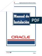 Manual de Instalacion Oracle 11g r2