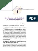 Breve Historia de La Microbiologia y Parasitologia Medica