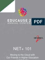 NET+ 101