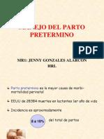 Manejo Clinico Del Parto Pretermino