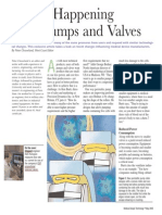 What's Happening with Pumps & Valves