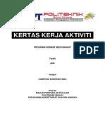 Kertas Kerja Retreat Kepimpinan Mpp