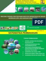 BAHAN PRESENTASI PENYUSUNAN RENCANA TERPADU DAN PROGRAM INVESTASI INFRASTRUKTUR JANGKA MENENGAH (RPI2-JM)  KAWASAN DANAU TOBA.pdf