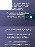 Regulacion Del Volumen y La Osmolaridad 2 - Copia