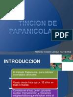 Exposicion Coloracion de Papanicolau