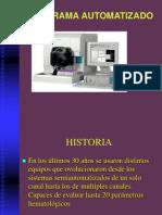 Hemograma Automatizado Expo