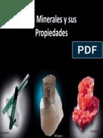 Los Minerales y Sus Propiedades