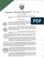 2004-RDN. 491-InC. 02.JUL. S.a. Huaca Santa Rosa o Huaca Huerta Santa Rosa y Huaca Palomino en Lima