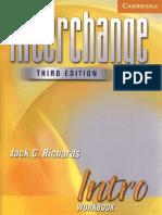 New Interchange - Intro Workbook