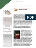 Mitologia greca e latina - Filomela, Filottete.pdf