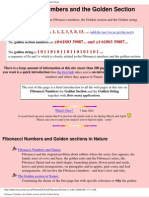 Fibonacci Numbers and the Golden pdf
