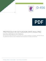 PROTOCOLO BULLYNG