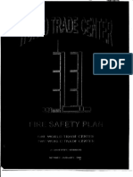 NY B30 WTC Fire Safety Plan 1999 Fdr- Entire Contents- Condensed Version 263