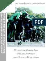 Monumentos y Obras de Arte en El Espacio Publico de La Ciudad de Bs As