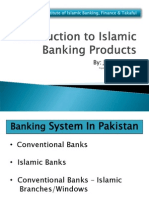 Intro to Islamic Banking Products