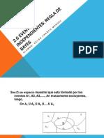 2.6 Eventos Independientes_regla de Bayes