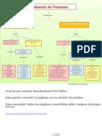 130492639 Mapa Conceptual Evaluacion de Proyectos Reconocimiento