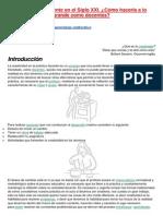 La Práctica Docente en el Siglo XXI.