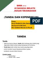 BMM 3112 TANDA DAN KEPENDEKAN.pptx