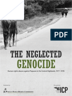 The Neglected Genocide