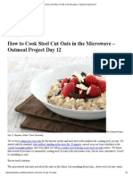 How to Cook Steel Cut Oats in the Microwave – Oatmeal Project Day 12.pdf