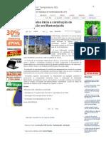 SiteBarra » EDP Escelsa inicia a construção de Subestação em Mantenópolis