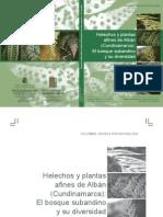 Triana-Moreno Murillo 2005 - Helechos y Plantas Afines de Alban