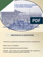 Estructura Del Estado 2013