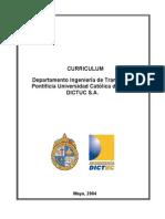 Curriculum Dituc