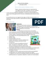 Manual de un licenciado en hotelería y turismo