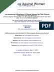 Violence Against Women-2011-Peled-457-79.pdf
