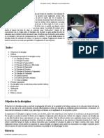 Disciplina Escolar - Wikipedia, La Enciclopedia Libre