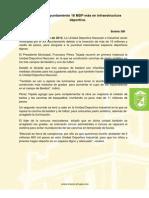 Invierte Ayuntamiento 16 MDP más en infraestructura deportiva