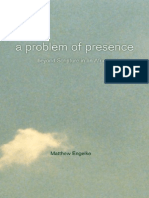A Problem of Presence_Matthew Engelke