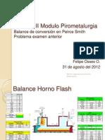 Auxiliar III Modulo Pirometalurgia