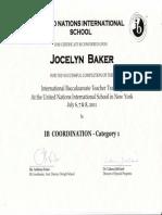 ib coordination rotated