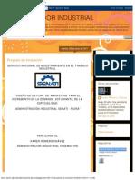 ADMINISTRADOR INDUSTRIAL_ Proyecto de Innovación