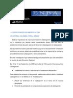 La Catalogacion en America Latina