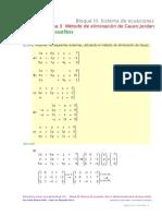 Tema3 Metodo Gauss Resueltos
