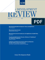 Asian Development Review - Volume 24, Number 1